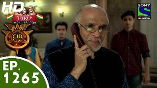 CID Sony - 14th August 2015 : Episode 1927