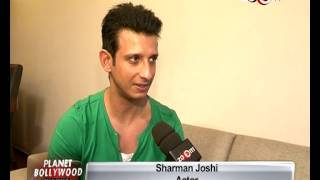 Sharman Joshi talks about his