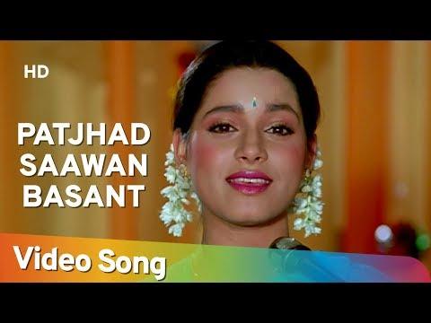 Patjhad Saawan Basant Bahaar - Shashi Kapoor - Rishi Kapoor - Sindoor - Lata - Best Hindi Songs