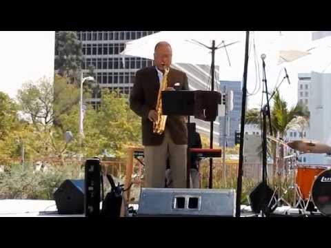 Blue Morning Quintet LIVE at Grand Park --