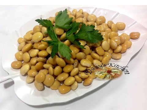 How to make Lupini Beans