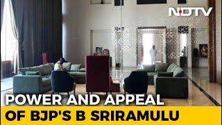 The Significant Power And Appeal Of BJP's B Sriramulu In Karnataka - NDTV