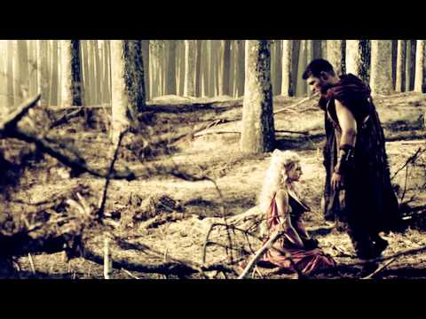 Spartacus & Ilithyia  'This love that I've found, I detest' [VVC]