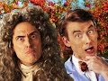 Sir Isaac Newton vs Bill Nye. Epic Rap Battles of History Season 3.