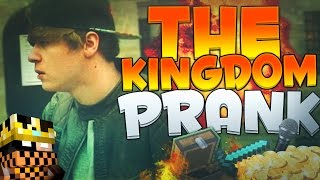 Thumbnail van THE KINGDOM in REAL LIFE PRANK