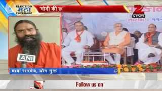Narendra Modi is not anti-Muslim: Baba Ramdev - ZEENEWS