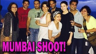 Dil Dhadakne Do's new shooting schedule! | Bollywood News - ZOOMDEKHO
