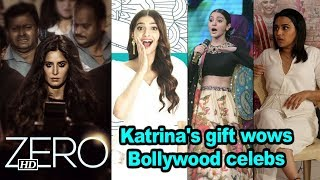 SRK's birthday gift to Katrina wows Bollywood celebs - IANSLIVE