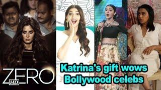 SRK's birthday gift to Katrina wows Bollywood celebs - IANSLIVE