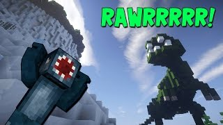 watch the youtube video Minecraft - Hunger Games - Jurrasic Lights Out [1]