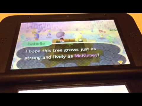 Animal Crossing New Leaf Ep.2 meeting the animals