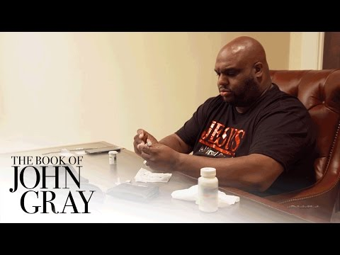 John on Facing His Struggle with Diabetes | Book of John Gray | Oprah Winfrey Network