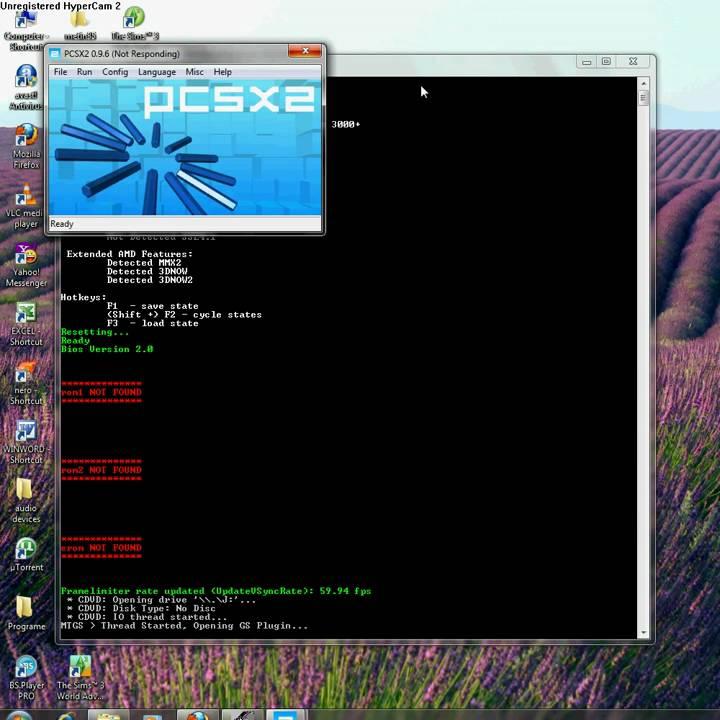 telecharger pcsx2 0.9.6 avec bios