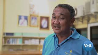 Southern Thailand Voters Hoping for Democratic Outcome - VOAVIDEO