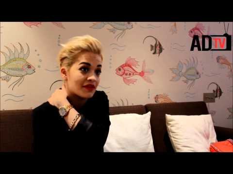 Rita Ora Interview -