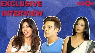 Interview With Chitrangada Singh, Mahie Gill & Jimmy Shergill |Saheb, Biwi Aur Gangster 3 |Exclusive - ZOOMDEKHO