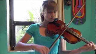 Stereo Hearts - Gym Class Heroes ft. Adam Levine - Violin Cover