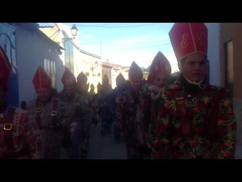 2013 - Diablos. San Blas day