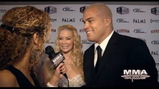 2010 MMA Awards: UFC's Tito Ortiz and Jenna Jameson view on youtube.com tube online.