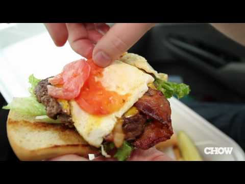 Supertaster - IHOP Bacon Burger