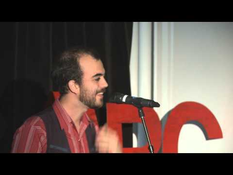 When You Get the Urge to Sing: Mickey McDonald at TEDxColumbiaCollege