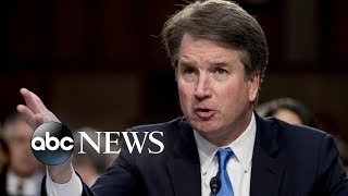 Kavanaugh, accuser called to testify at public hearing - ABCNEWS