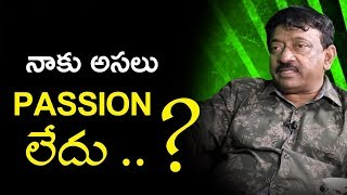I Don't Have Passion : Ram Gopal Varma | RGV On His Book Passion | Ramuism Reloaded | TVNXT Hotshot - MUSTHMASALA