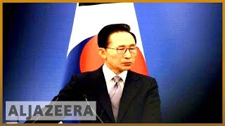 🇰🇷 Warrant issued for S Korea's ex-president on corruption charges | Al Jazeera English - ALJAZEERAENGLISH
