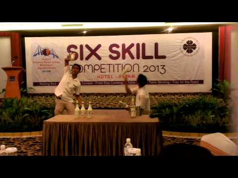 Six Skill Competition