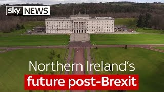 Northern Ireland's future post-Brexit - SKYNEWS