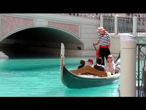 The Venetian in Las Vegas (HD)