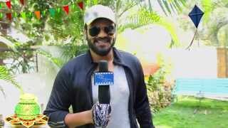 Manchu Manoj about Sankranti - Pongal wishes from Celebrities - TFPC