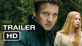 Hansel And Gretel: Witch Hunters Official Trailer #1 (2012) – Jeremy Renner, Gemma Arterton Movie HD