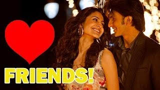 Anushka Sharma and Ranveer Singh FRIENDS AGAIN!! | Bollywood News
