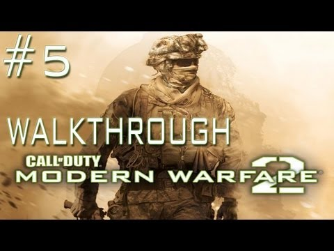 Call of Duty: Modern Warfare 2 - Call of Duty: Modern Warfare 2 Walkthrough - Mission 5 Takedown (PC/PS3/Xbox 360) -926eD75R3TU
