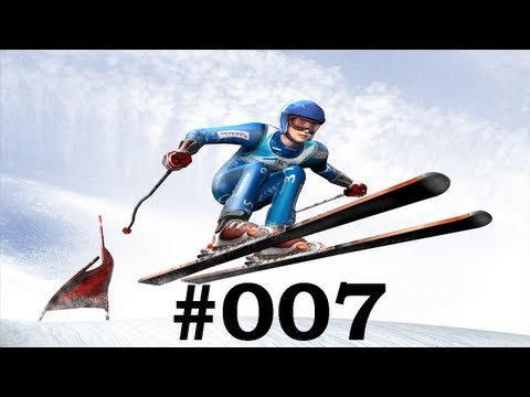 Let's Play together Ski Challenge 2013 #7 [GER/HD]: Wengen-Ragequit