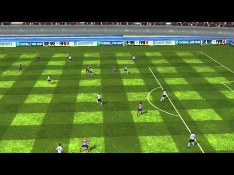 FIFA 14 Android - Shah of Kafkaz VS Austria