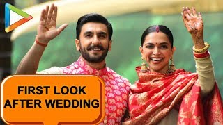 Ranveer Singh and Deepika Padukone visuals at Ranveer Singh House after Marriage - HUNGAMA