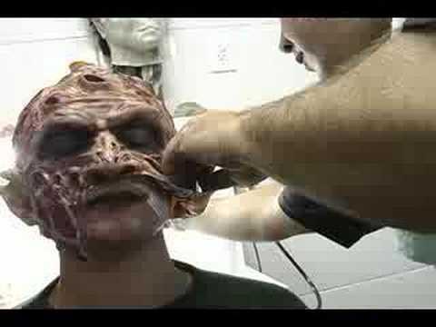 apresentação arterror parte 1 - maquiagem de terror