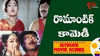 Soundarya And Nagma Best Movie Scenes Back To Back | Ultimate Movie Scenes | TeluguOne - TELUGUONE
