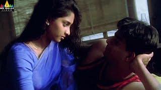 Sakhi Movie Scenes Madhavan with Shalini | Telugu Movie Scenes | Sri Balaji Video - SRIBALAJIMOVIES