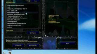 How to Host a Warcraft 3 Frozen Throne DotA Game Without Host Bot/GHost view on youtube.com tube online.