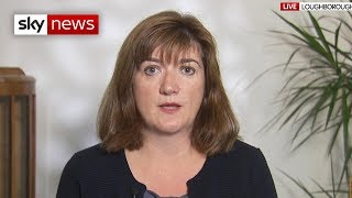 Nicky Morgan MP: Salzburg didn't go to plan - SKYNEWS