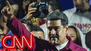 Nicolas Maduro declared winner of Venezuela election - CNN