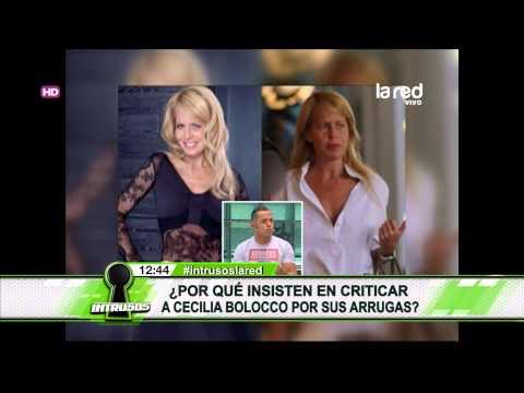 Cecilia Bolocco es criticada por sus arrugas en Argentina