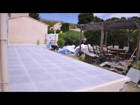 Related video for Terrasse sur lit de sable