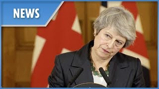Theresa May's full statement from Downing Street - THESUNNEWSPAPER