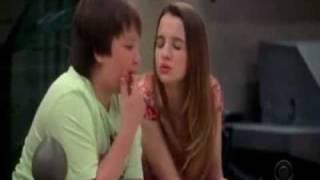 Mało romantyczny pocałunek