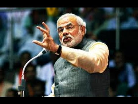 Narendra Modi making Fun of Manmohan singh - Funny Killer