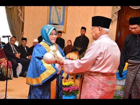 Majlis Pengisytiharan Majlis Bandaraya Pulau Pinang Di Seri Mutiara
